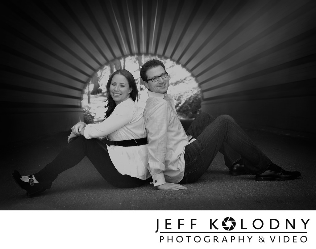 New York City Engagement Photography by Jeff Kolodny