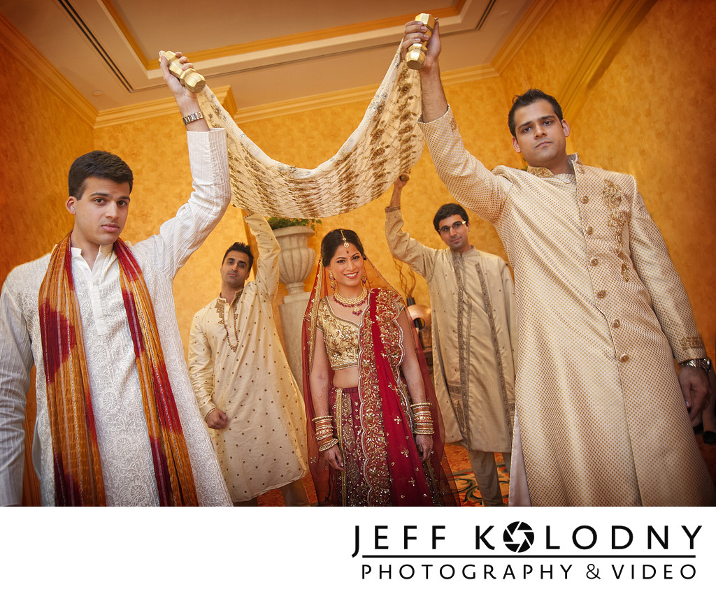 Wedding Photographer who shoots Indian Weddings.