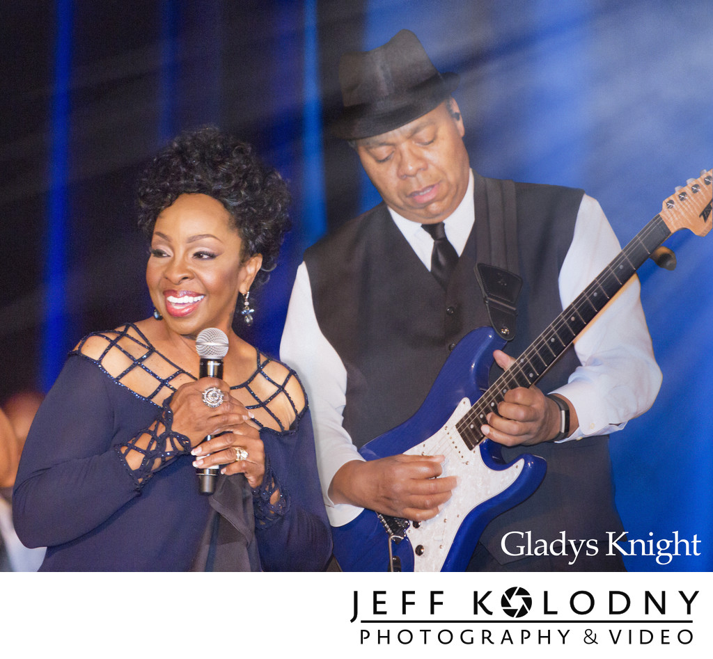 Gladys Knight at the Boca Raton Resort and Club