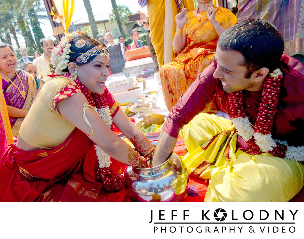 Indian Wedding Ceremony in Fort Lauderdale