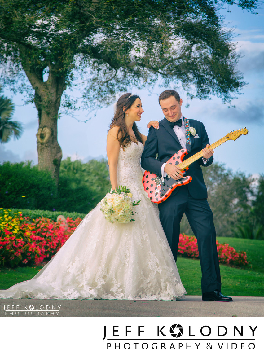 Wedding Serenade at Woodfield Country Club