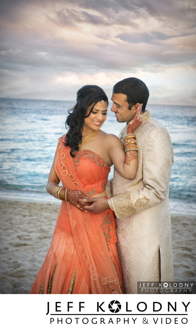 Indian Wedding in Fort Lauderdale Beach
