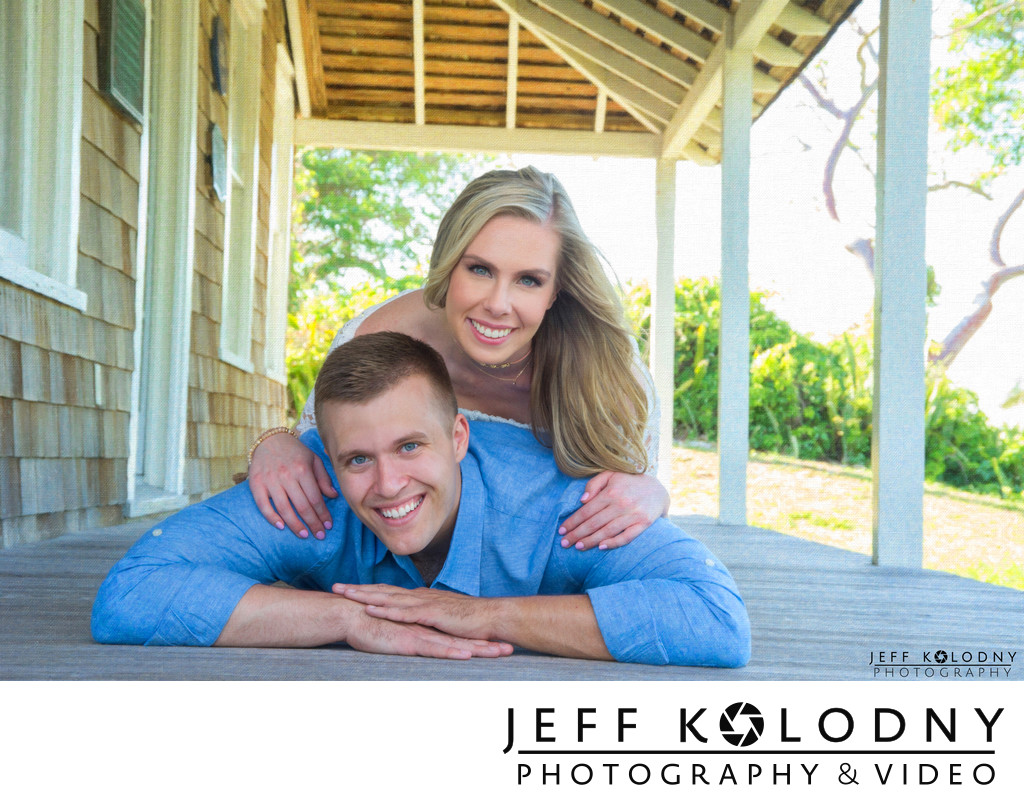 Jupiter Florida Engagement Shoot