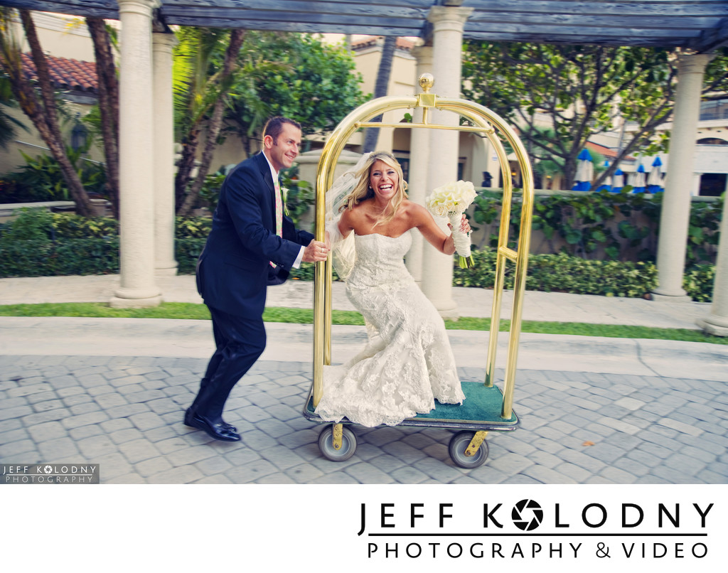 Delray Beach Marriott Wedding