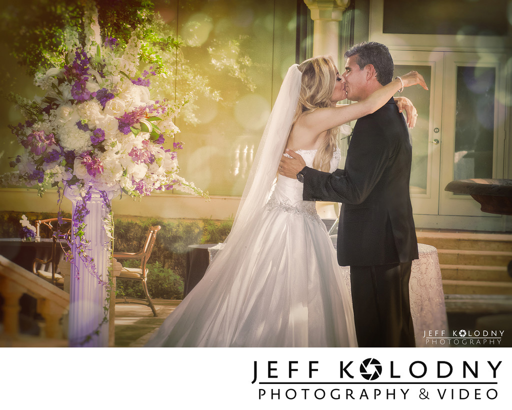 Shot by a South Florida wedding photographer in Boca