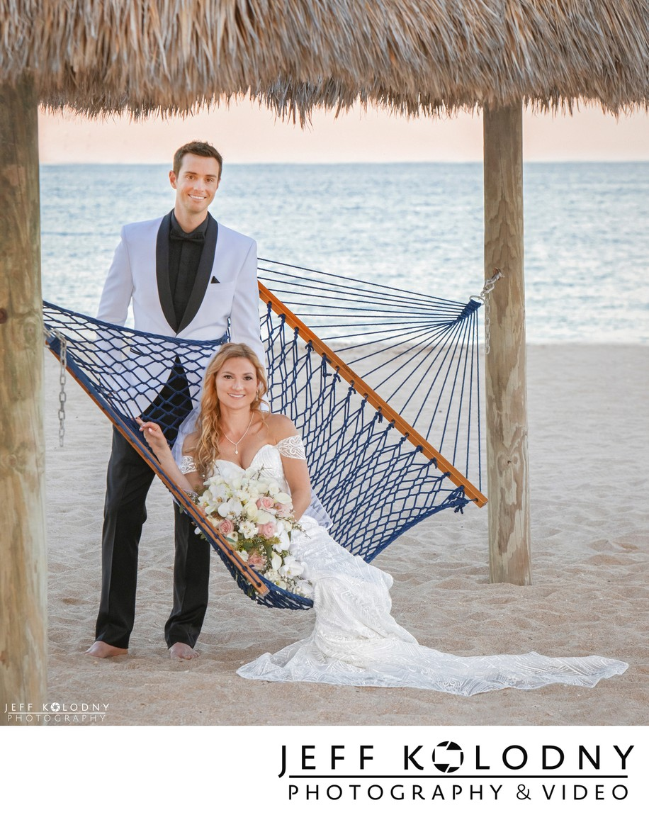 Just married! Weddings at the Harbor Beach Marriott