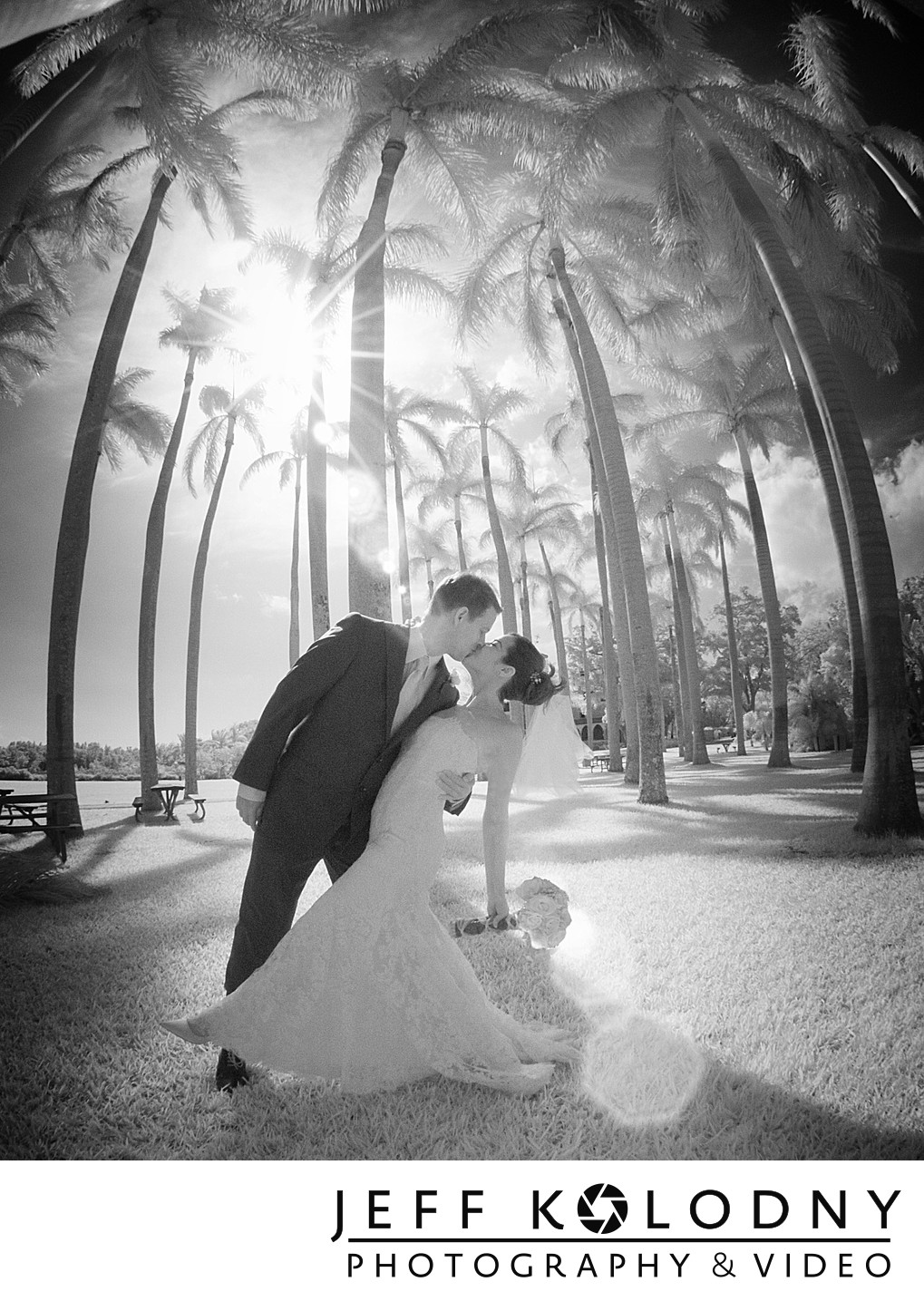 Deering Estate wedding photography