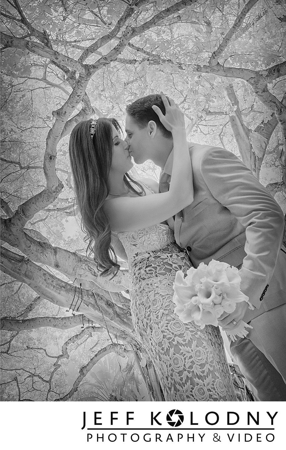 Fisher Island wedding picture