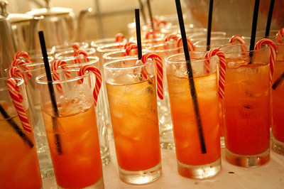 Holiday Party Cocktails