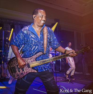 Kool & The Gang plays performs at The Breakers