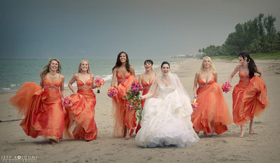 South Florida Bridesmaids