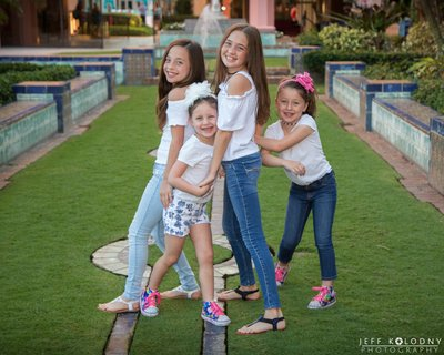 Boca Raton Family Photographer