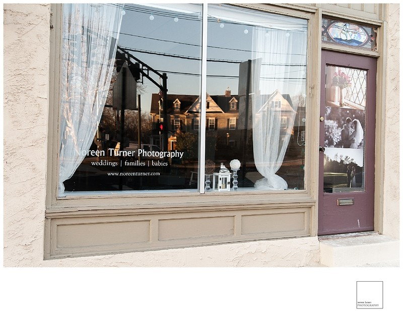 Noreen Turner Photography Studio Storefront