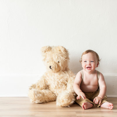South Jersey first birthday portrait photographer