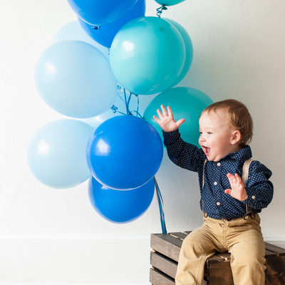 Best First Birthday Photographer in New Jersey