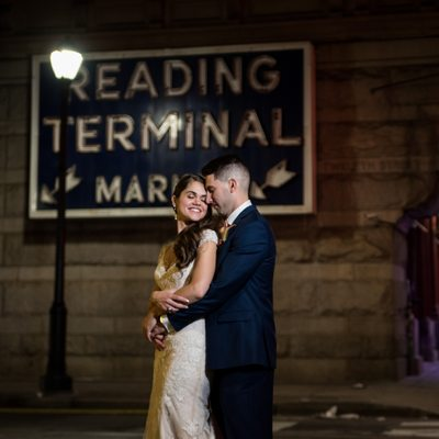 Reading Terminal Market wedding