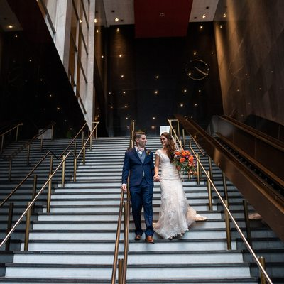 Loews Hotel Wedding Photos