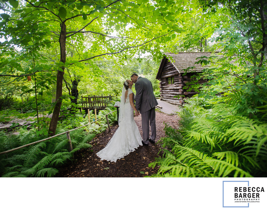 Best Wedding Photos Morris Arboretum