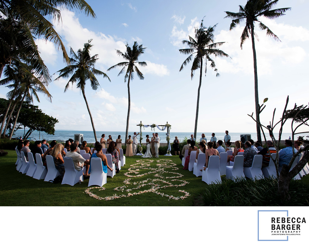 Bali Destination Wedding Photos