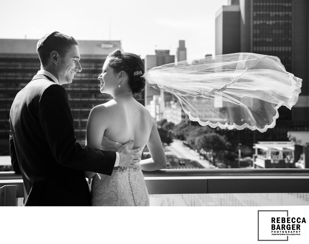 Top Wedding Photographer Philly Jewish