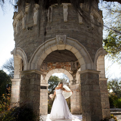 dunvegan keep bridal photo