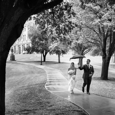 capital of texas bride and groom