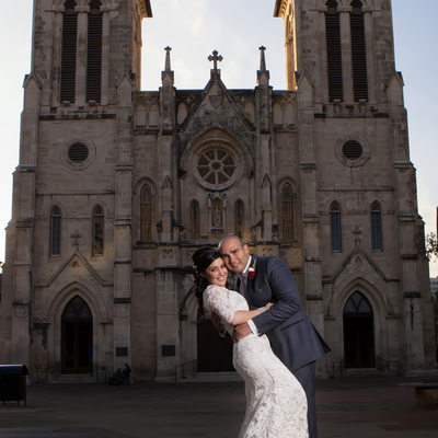 Cathedral of San Fernando wedding photographer