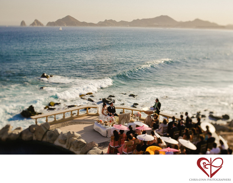 Sunset Monalisa Wedding Ceremony, Cabo San Lucas