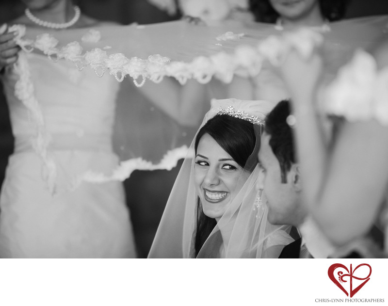 Persian wedding photography, ceremony moment, Vancouver