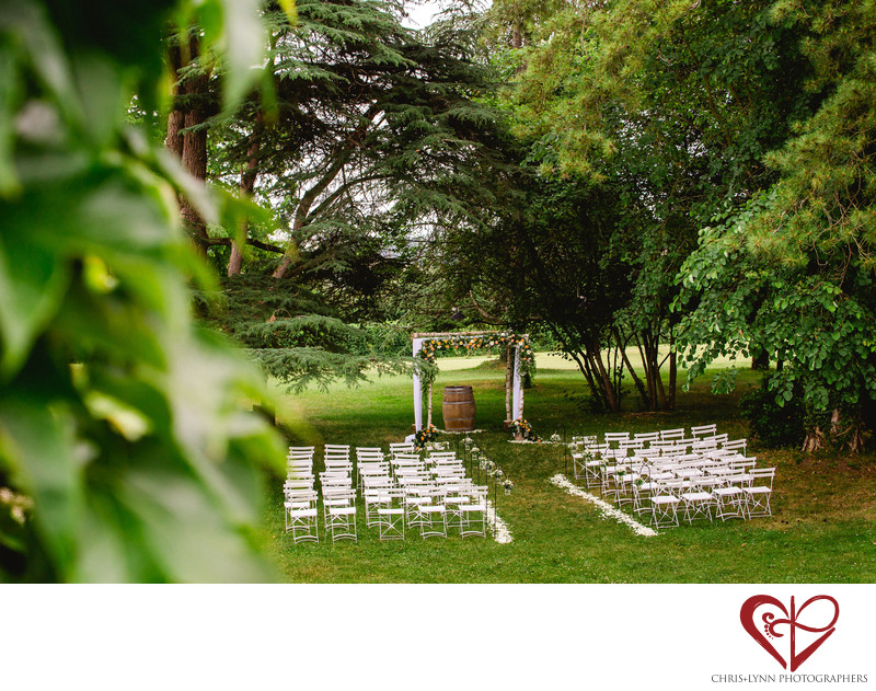 Chateau Malliac France Wedding