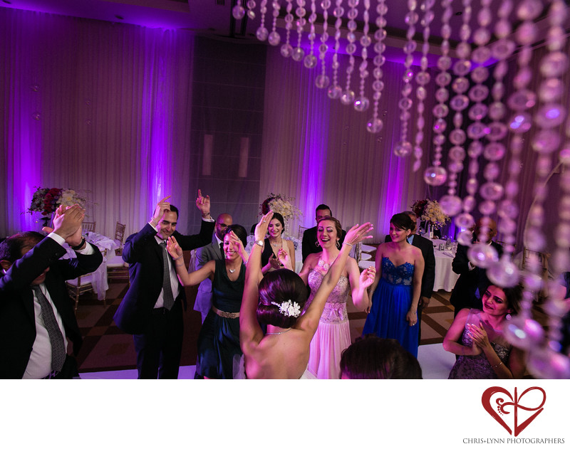 Cancun Wedding Reception Party, Le Blanc Resort
