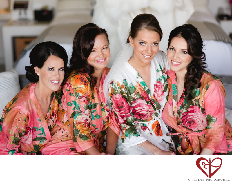 Esperanza Resort Wedding Bridesmaids