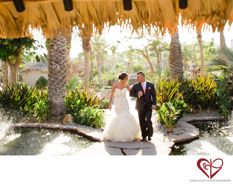Wedding Photos at Esperanza Resort, Cabo, Mexico