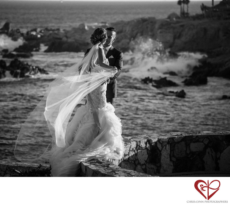 Wedding at Esperanza Resort in Cabo San Lucas, Mexico