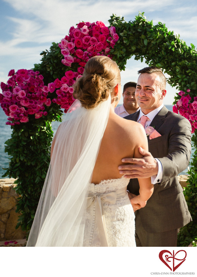 Esperanza Resort Cabo Mexico Wedding Photographer