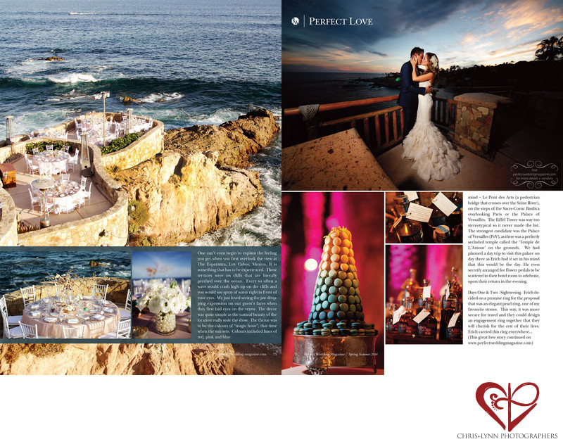 PW MAGAZINE - ESPERANZA WEDDING FEATURE 2