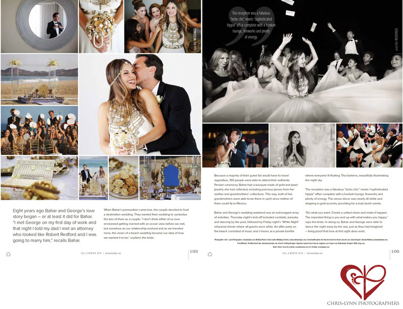 DESTINATION I DO - CABO PERSIAN WEDDING
