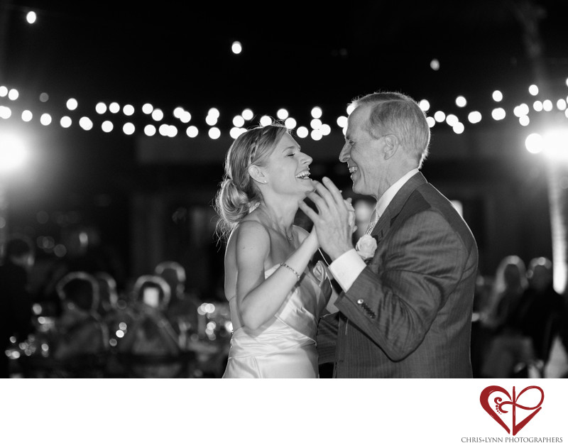 Club Campestre Wedding, Father Daughter Dance