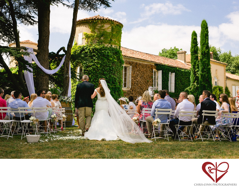 Chateau Malliac Wedding Pictures 21