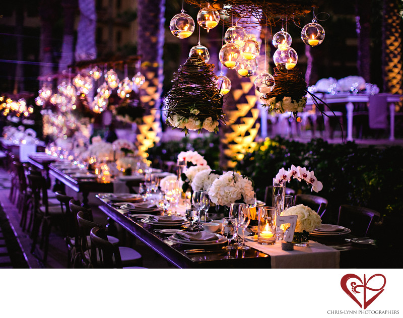Esperanza Resort Wedding Reception Decor Photo