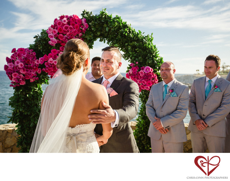 Esperanza Resort Wedding Ceremony Photo, Cabo San Lucas