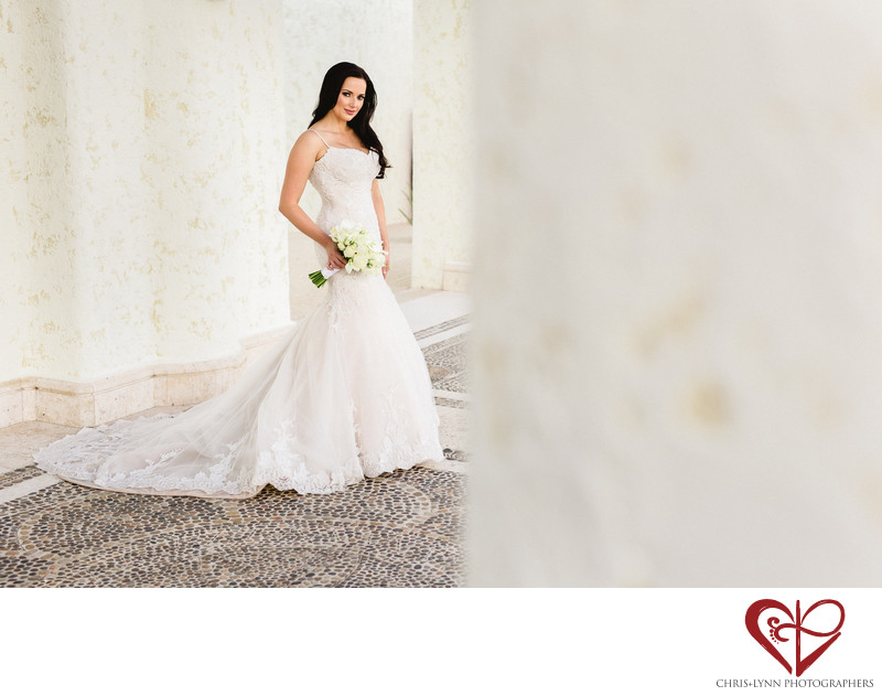 Wedding Photos at Las Ventanas Resort, Bridal Portrait
