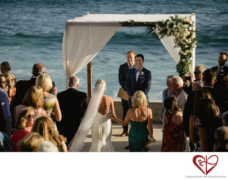 Wedding at The Cape Hotel in Cabo San Lucas, Mexico