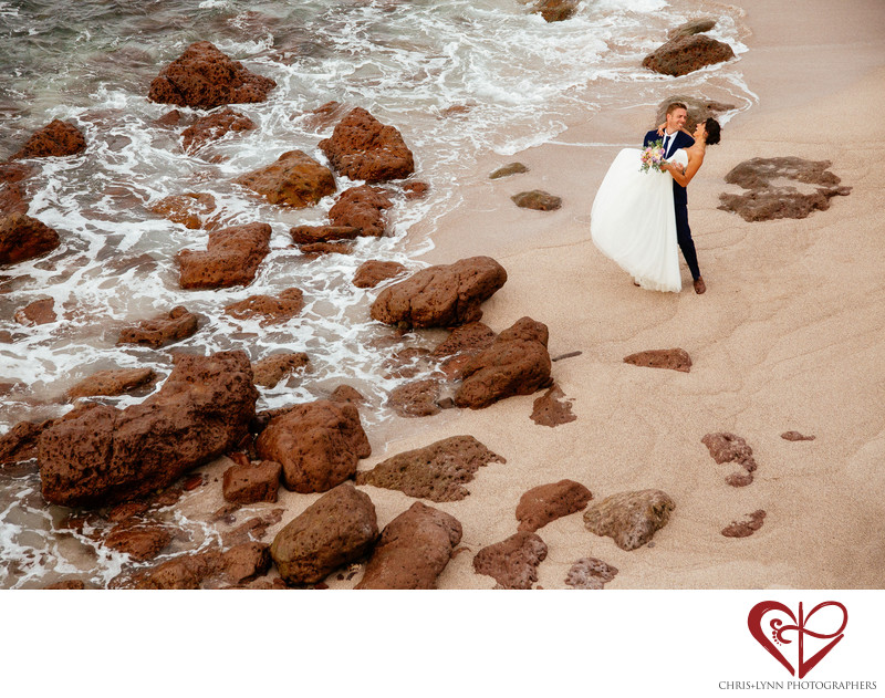 Beach Wedding Photos at the Four Seasons Punta Mita
