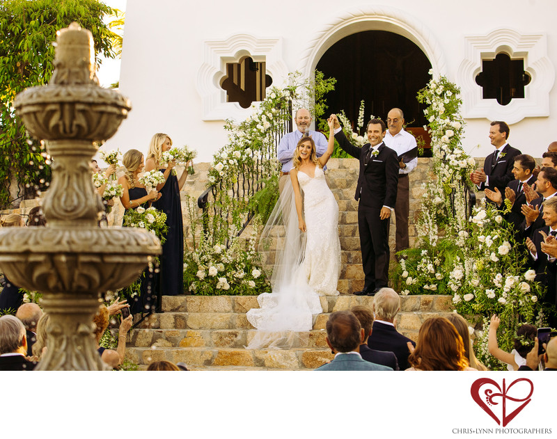 Best One & Only Palmilla Chapel Wedding Ceremony Photos