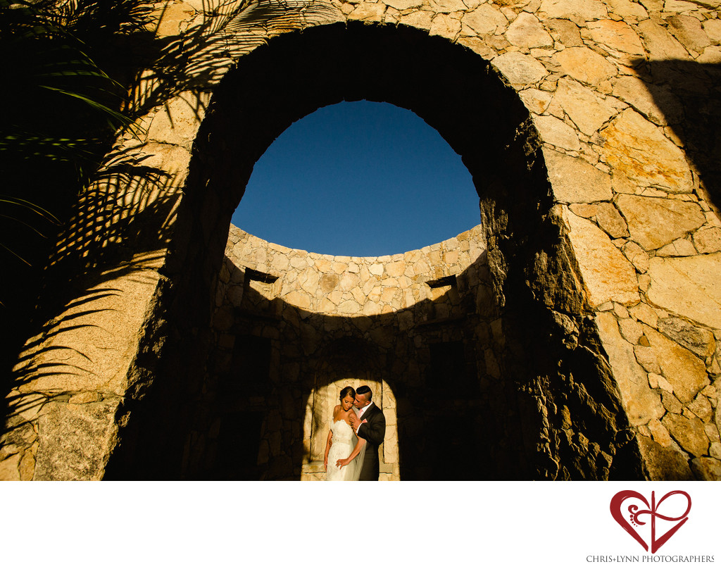 Esperanza Resort Cabo Wedding Photo