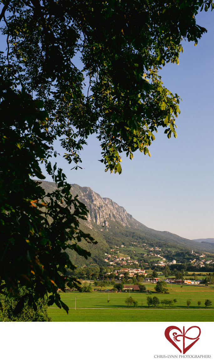 Destination Wedding Photography Slovenia