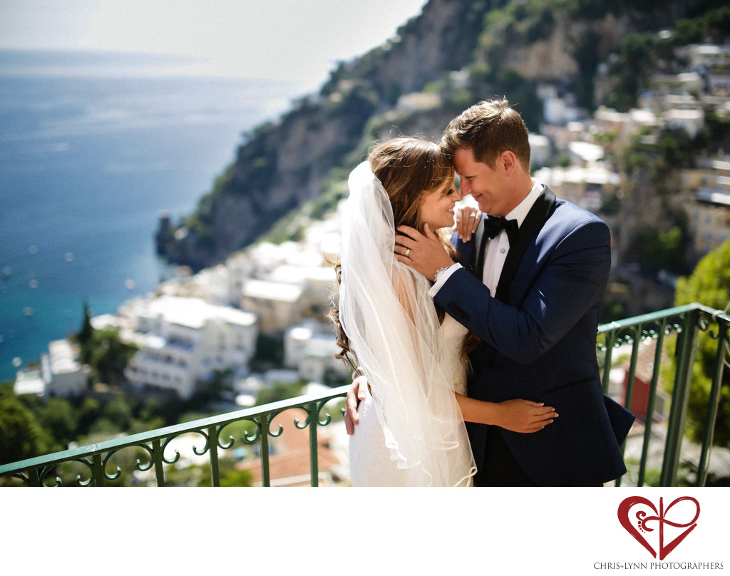 Amalfi Coast, Italy Wedding Photographers