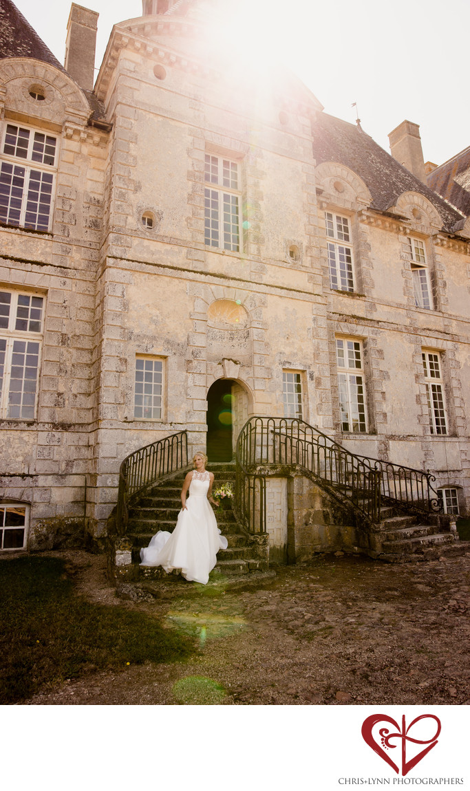 Chateau St Loup Wedding Photos, 1