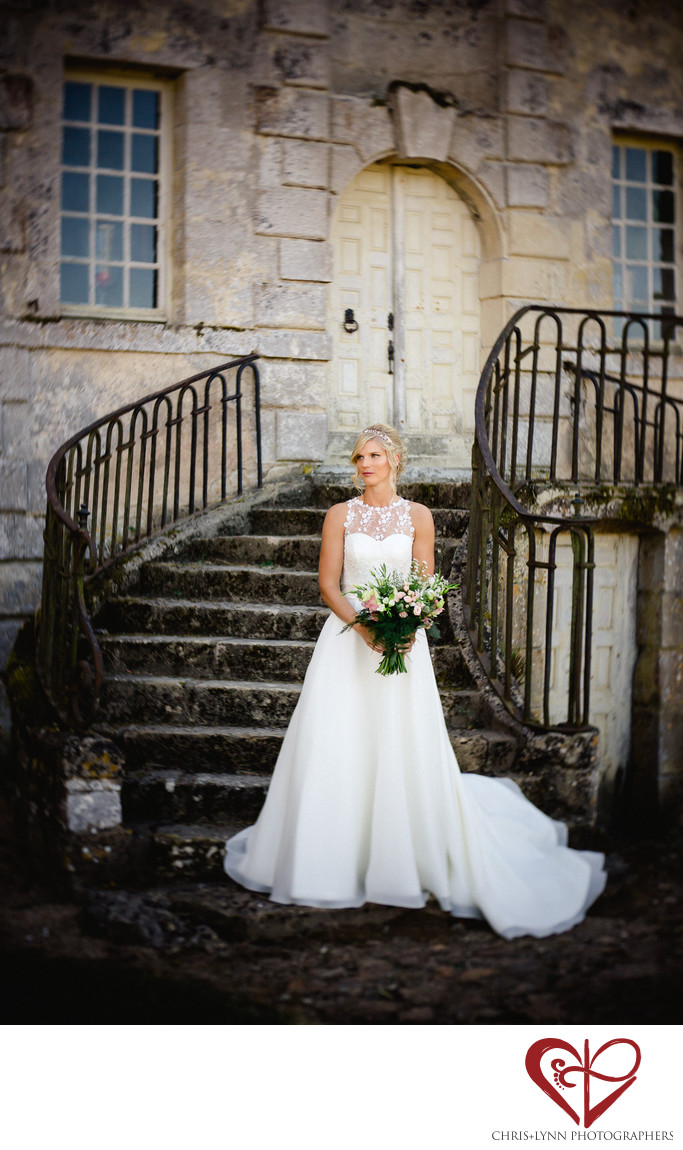 Chateau St Loup Wedding Photos, 3